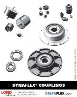 Rubber-Parts-Catalog-Delta-Flex-LORD-DYNAFLEX-Coupling