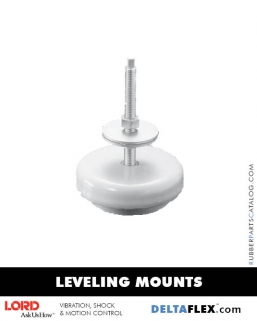 Rubber-Parts-Catalog-Delta-Flex-LORD-Machinery-Mounts-Leveling