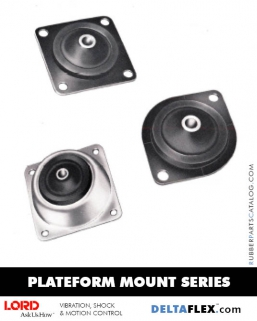 Rubber-Parts-Catalog-Delta-Flex-LORD-Plateform-Mount-Plateform-Mount-Series