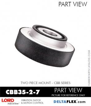 Rubber-Parts-Catalog-Delta-Flex-LORD-Corporation-two-piece-mounts-CBB-CBC-CBB35-2-7