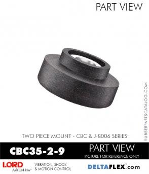 Rubber-Parts-Catalog-Delta-Flex-LORD-Corporation-two-piece-mounts-CBB-CBC-CBC35-2-9