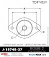 Rubber-Parts-Catalog-Delta-Flex-LORD-Corporation-Vibration-Control-Center-Bonded-Mounts-J-18748-27