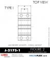RUBBER-PARTS-CATALOG-DELTA-FLEX-LORD-CORPORATION-VIBRATION-ISOLATER-Machinery-Mounts-LATTICE-MOUNT-RUBBER-PARTS-CATALOG-DELTA-FLEX-LORD-CORPORATION-VIBRATION-ISOLATER-Machinery-Mounts-Chan-L-MOUNT-J-2173-1