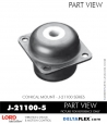 Rubber-Parts-Catalog-Delta-Flex-LORD-Corporation-Conical-Mount-J-21100-5