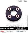 Rubber-Parts-Catalog-Delta-Flex-LORD-DYNAFLEX-Coupling-LCR-Type-LCR-275-400-009A