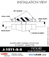 RUBBER-PARTS-CATALOG-DELTAFLEX-Vibration-Isolator-LORD-Dynaflex-Shear-Type-Couplings -Coupling-J-1211-2-2