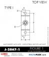 RUBBER-PARTS-CATALOG-DELTA-FLEX-LORD-CORPORATION-VIBRATION-ISOLATER-Machinery-Mounts-LATTICE-MOUNT-RUBBER-PARTS-CATALOG-DELTA-FLEX-LORD-CORPORATION-VIBRATION-ISOLATER-Machinery-Mounts-Industrial-Shock-Equipment-MOUNT-J-2867-1