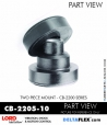 Rubber-Parts-Catalog-com-LORD-Corporation-Two-Piece-Center-Bonded-Mount-CB-2200-Series-CB-2205-10