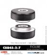 Rubber-Parts-Catalog-Delta-Flex-LORD-Corporation-two-piece-mounts-CBB-CBC-CBB45-2-7
