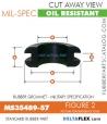 MS35489-57 | Rubber Grommet | Mil-Spec