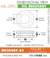 MS35489-63 | Rubber Grommet | Mil-Spec